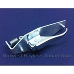 Door Handle Interior Lever Inner Left (Fiat 850 Spider All) - OE NOS
