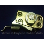 Door Latch Assembly Front Left (Fiat 124 Sedan Wagon 1973-74) - OE NOS