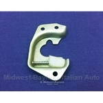 Door Latch Plate Left (Fiat 850 Spider, 124 Sedan 124 Wagon) - OE NOS