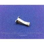 Door Panel Stainless Trim Clip (Fiat 124 Spider) - U8