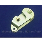Door Latch Strike Right (Fiat 124 Spider 1973-85) - OE NOS