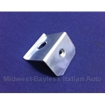 Door Window Glass Lower Stop Bracket (Fiat 124 Spider All) - OE NOS