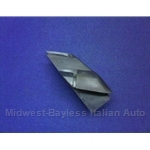 Door Glass Window Trim Rubber Pad Right Front (Fiat Bertone X1/9 All) - U8
