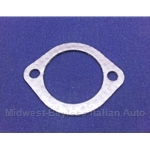Exhaust Manifold EGR Gasket w/6mm Holes (Fiat 124 Spider 1974-76) - OE NOS -
