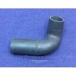 EGR Rear Rubber Hose Elbow (Fiat 124 Spider 2000 Carb) - NEW