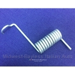 Hood Prop Rod Spring (124 Spider 1968-78) - OE / RENEWED