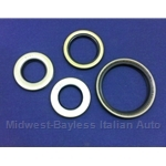 Engine Seal SET SOHC (Fiat Bertone X19 128 Yugo) - NEW