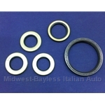 Engine Seal Set DOHC Late 1976-on (Fiat 124, 131, Lancia Beta) - NEW