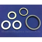 Engine Seal Set DOHC to late 1976 (Fiat 124 131 Lancia Beta Scorpion) - NEW