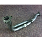 Exhaust Downpipe - 2.0L Carb. 49-State (Lancia Beta Coupe, Zagato, HPE 1979) - ANSA
