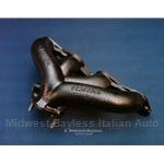 Exhaust Manifold 2.0L FI (Lancia Beta Coupe Zagato 1981-82) - RECONDITIONED