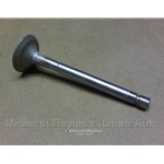 Exhaust Valve 31mm (Fiat 124 Sedan Wagon 1967-73 1197cc/1438cc Pushrod) - OE NOS