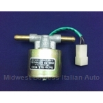 Fast Idle Electrovalve (Fiat 124, 128, 850) - OE NOS