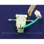 Fast Idle Electrovalve (Fiat 124, 131, 128, X1/9 to 1978) - OE NOS
