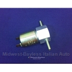 Fast Idle Electrovalve (Fiat and Lancia FI w/AC 1980-On) - OE NOS
