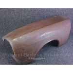 Fender Front Left (Fiat 124 Coupe 1967-69) - OE NOS