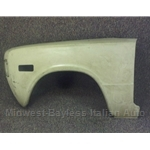 Fender Front Left (Fiat 124 Sedan 1972-1974) - OE NOS
