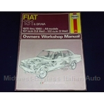 Fiat 131 and Brava Haynes Manual 1975-1980