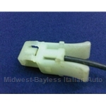 Fiber Optic Harness Plug Large (Fiat Bertone X19 1979-81) - U8