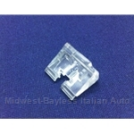 Fiber Optic Harness Plug Lens at Rocker Switch (Fiat to 1978) - U8