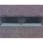 Front Grille - No Badge (Lancia Beta Coupe, Zagato 1979-81) - U8