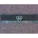 Front Grille - With Badge (Lancia Beta Coupe, Zagato 1979-81) - U8