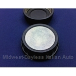 Fuel Filler Cap OE Style (Fiat 124 Spider, Coupe, Sedan) - U8