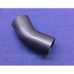 Fuel Filler Neck Hose (Fiat 124 Spider 1967-76) - NEW
