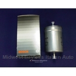 Fuel Filter - Fuel Injection (Fiat Pininfarina 124, X1/9, Brava, Lancia) - OE BOSCH