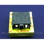 Fuel Injection Multi-Relay (Fiat 124 Spider, X19, 131, Lancia) - OE BOSCH
