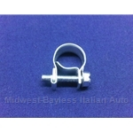 Fuel Injection Style Hose Clamp (13-15mm OD) - NEW