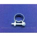Fuel Injection Style Hose Clamp (14-16mm OD) - NEW