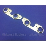 Fuel Injector Collar Pair (Lancia Beta) - OE / RENEWED
