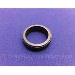 Fuel Injector O-Ring Seal - At Upper Body (Fiat Pininfarina 124 Spider, Brava, w/Bosch L-Jet) - NEW