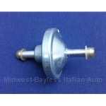 Check Valve for Fuel Supply - SOLEX (Fiat 124, 128, 131, Lancia Beta 1974-75) - OE NOS