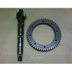 5-Spd Ring and Pinion 13/53 4.08 (Fiat Bertone X19 1979-88) - U8