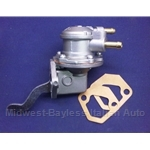 Fuel Pump Mechanical DOHC (Fiat 124 Spider Coupe 1438cc) - NEW