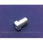 Fuel Steel Line Flare Fitting - Fuel Injection (Fiat X1/9, 124, 131, Lancia) - FI