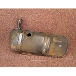 Fuel Tank - Non-Vented, 1/4 Turn Cap (Fiat 850 Spider 1967-69) - U8