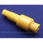 Fuse Holder Beige (Lancia All Fiat 1968-85) - OE NOS