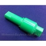 Fuse Holder Green (Lancia All Fiat 1968-85) - OE NOS