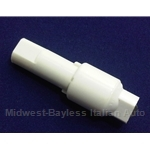 Fuse Holder White (Lancia All Fiat 1968-85) - OE NOS