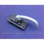 Door Handle Interior - Gray (Yugo All) - OE NOS