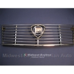 Grill/Chrome Front 1st Series (Lancia Beta 72-75) - OE NOS
