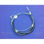 Hand Brake Cable (Fiat 850 All 1967-73) - NEW