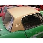 Hard Top Assembly - Factory Steel Complete (Fiat 850 Spider, Racer) - U7.5