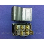 Hazard Switch (Fiat 124 Spider 1972) - OE NOS