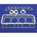 Head Gasket SET 1197cc (Fiat 124 Sedan Wagon 1966-69) - OE