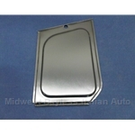 Headlight Access Panel Left (Fiat Bertone X19 1974-88) - U8