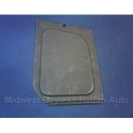 Headlight Access Panel Right (Fiat Bertone X1/9 1973-88) - U8